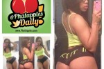 Rate Dominique Chinn (@DominiqueChinn)'s PhatApple on a 1 to 10 scale. 10 being the juiciest.
